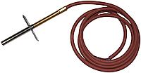 Датчик дымовых газов к автоматике для твердотопливных котлов PT-1000 (KG Elektronik)
