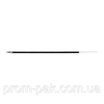 Стержень для шариковой ручки  143 мм черного цвета, фото 2