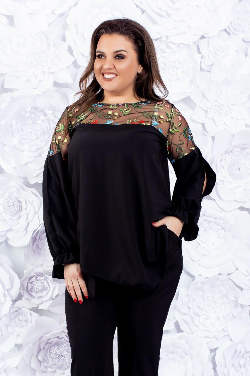 Блуза Вышивка 03941