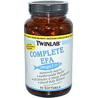 Омега 3-6-9, Twinlab, 90 капсул