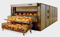 Хлебопекарные печи на пеллетах