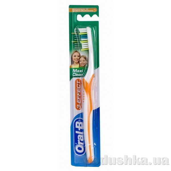 Зубная щетка Oral-B Clean Fresh Strong 40 cередня 08105 - Podushka.ua - 313e75ad647a0