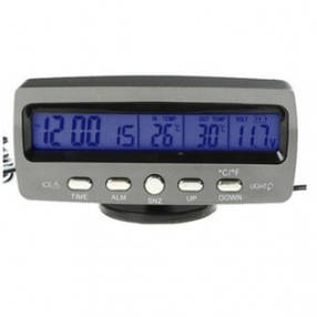 Часы-термометр VST 7045 Распродажа, фото 2