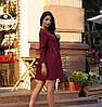 Платье женское креп костюмка см55