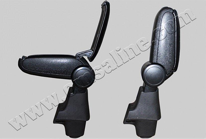Подлокотник Fiat Fiorino/ Qubo/Peugeot Bipper/Citroen Nemo 08- /черный/