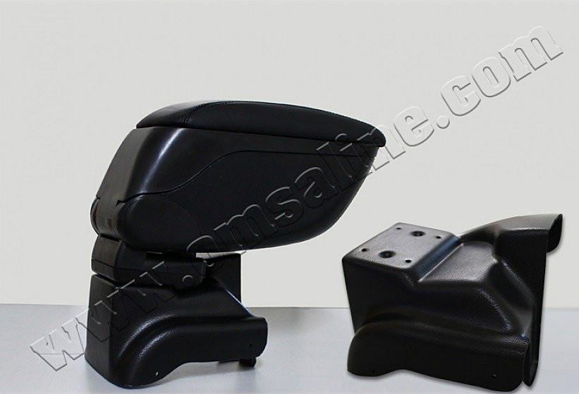 Подлокотник Ford Fiesta 2002-2009 /сдвижной,черный/