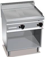 Поверхность жарочная электрическая напольная профессиональная Bertos Е7FR8М-2