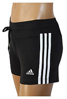Шорты спортивные, женские adidas ESS 3S KT SHORT P43717 адидас
