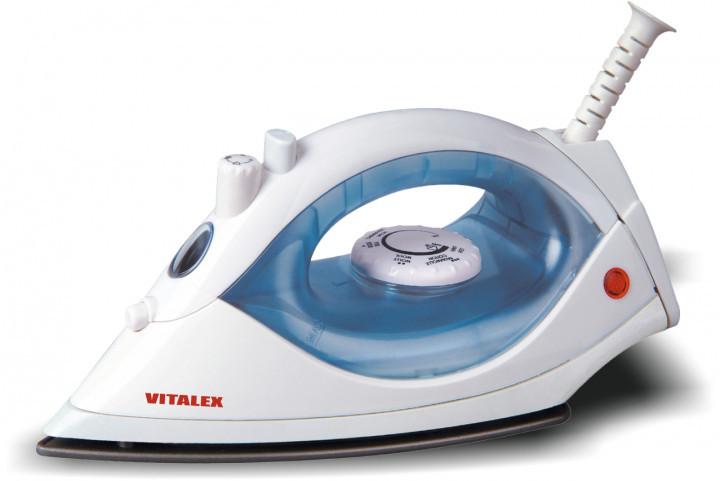 Утюг электрический Vitalex VT-1006 дорожный, компактный утюг ( Виталекс )