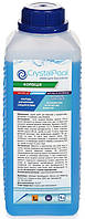 Альгіцид для басейну проти водоростей Crystal Pool Algaecide Ultra Liquid - 1 л