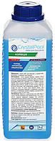 Альгицид для бассейна против водорослей Crystal Pool Algaecide Ultra Liquid - 1 л