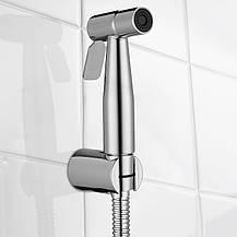 Гигиенический душ набор для биде Aizhy нержавеющая сталь, фото 2