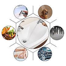Гигиенический душ набор для биде Aizhy нержавеющая сталь, фото 3