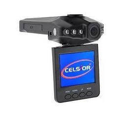 Видеорегистратор 640х480 VGA 1.5 автономной работы Celsior DVR CS-402 (14374)