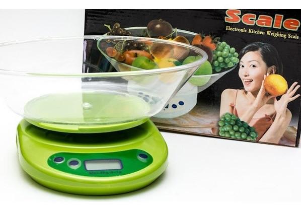 Ваги кухонні ACS KE1 до 5 кг Розпродаж PR3