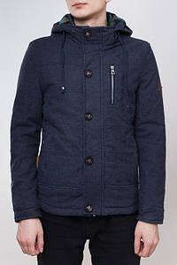 Harmont & Blaine 00244 | Мужская зимняя куртка синяя