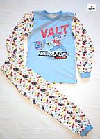 Детские пижама интерлок Бей Блейд для мальчика 30-40 р.