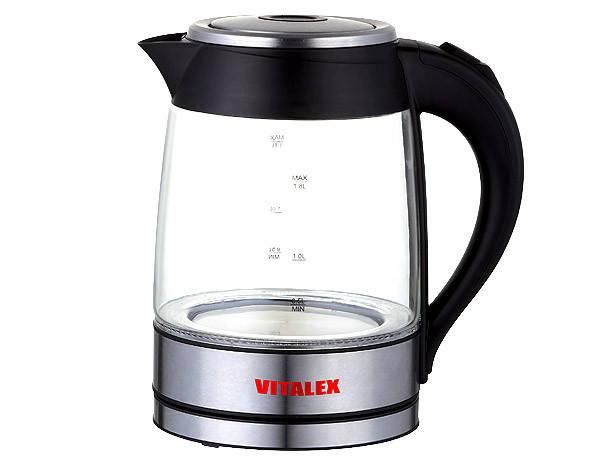 Электрочайник Vitalex VL-2021, фото 2