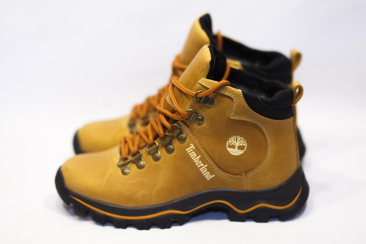Зимние ботинки (на меху) женские Timberland (реплика) 13057  продажа ... f87a52800ef
