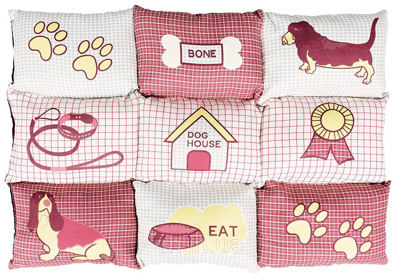 Trixie TX-37063 Patchwork Blanket коврик-одеяло для собак 80×55 cм