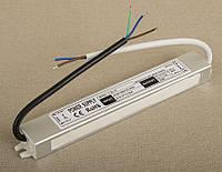 Dilux - Блок питания герметичный 30Вт, 12В, 2,5А, IP67. Premium класс, гарантия 2года.