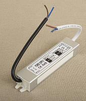 Dilux - Блок питания герметичный 20Вт, 12В, 1,67А, IP67. Premium класс, гарантия 2года.