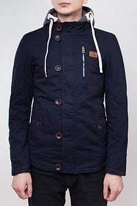 Harmont & Blaine 00245 | Куртка зимняя темно-синяя