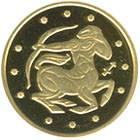 Монета Украины 2 грн. 2007 г. Стрелец
