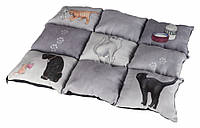 Trixie TX-37076 лоскутное одеяло для кошек 55×45 cm