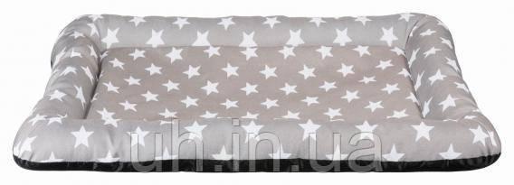 Trixie TX-37139 лежак для собак Звезды 100×70 см