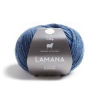 Lamana Como, 100% мериносовая шерсть, 120м/25г
