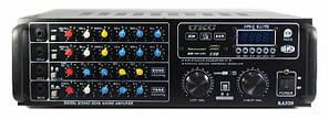Підсилювач AMP KA320, підсилювач потужності звуку, компактний підсилювач звуку.Розпродаж, фото 2