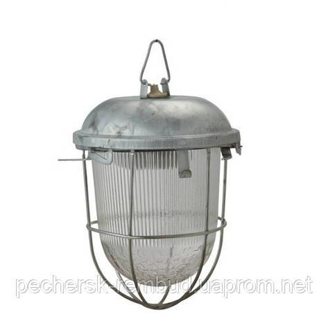 Светильник НСП 02-200  с решеткой, фото 2