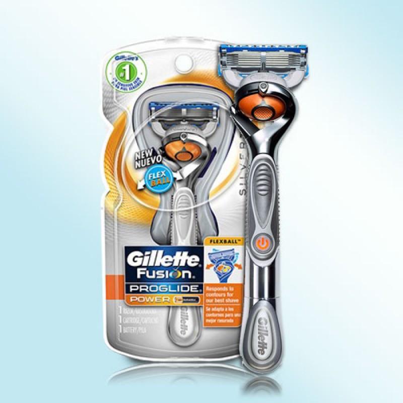 Станок для бритья Gillette Fusion ProGlide Flexball Power с 1 сменной кассетой G0033