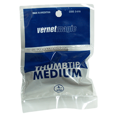 Реквізит для фокусів   Напальчники Thumb Tip Medium Vinyl by Vernet