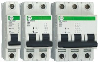Автоматический выключатель АВ2000 3Р D 100A 10кА