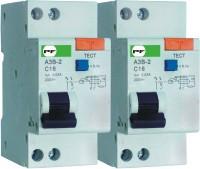 Автоматический выключатель защитного отключения АЗВ-2 2Р C10A/0,03