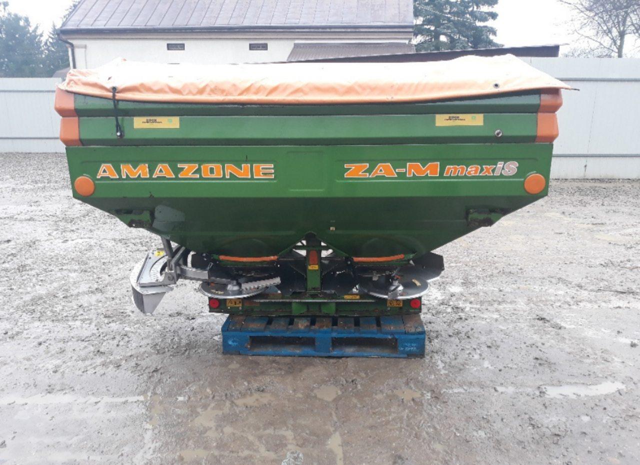 Розкидач-Розбрасыватель миндобрыв AMAZONE ZA-M-MAXiS 2000-3000 кг.