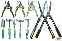 Заточка садового инструмента - секаторы, ножовки, кусторезы, ножи газонокосилки