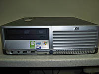 Компьютер HP Compaq 7700 SFF/Core2Duo/HDD160GB/RAM 2GB/DDR2 Б/У