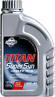 Моторное масло TITAN Supersyn LONGLIFE SAE 5W-40 4L