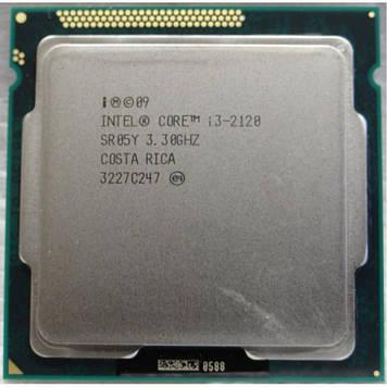 Процессор Intel Core i3-2120 3.30GHz/3M/5GT/s (SR05Y) s1155, tray