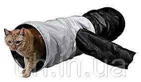 Trixie TX-4302 шуршащий туннель для кошек нейлоновый