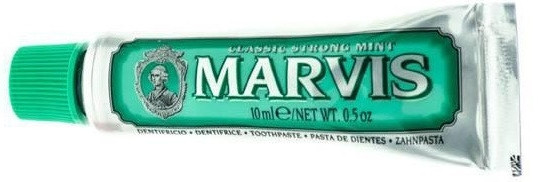 Зубная паста Marvis Classic Strong Mint 10 мл.