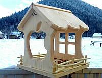 Кормушка для птичек Apple