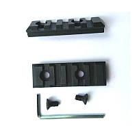 Планка Weaver 65 мм (Сталь) h = 9 мм (1 штука.)