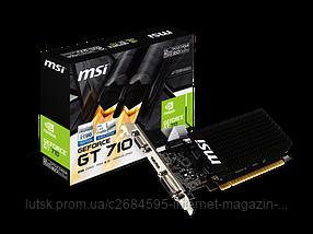 MSI GeForce GT 710 (GT 710 2GD3H LP)