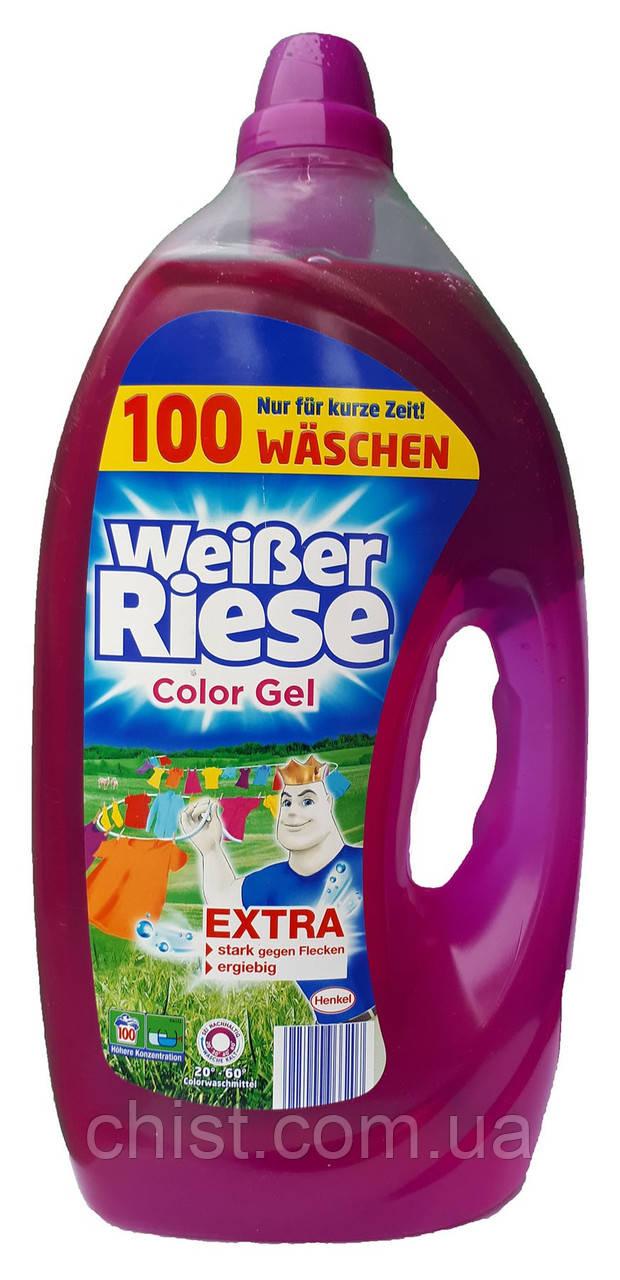 WeiBer Riese гель для стирки Color (5 л.=100ст.)