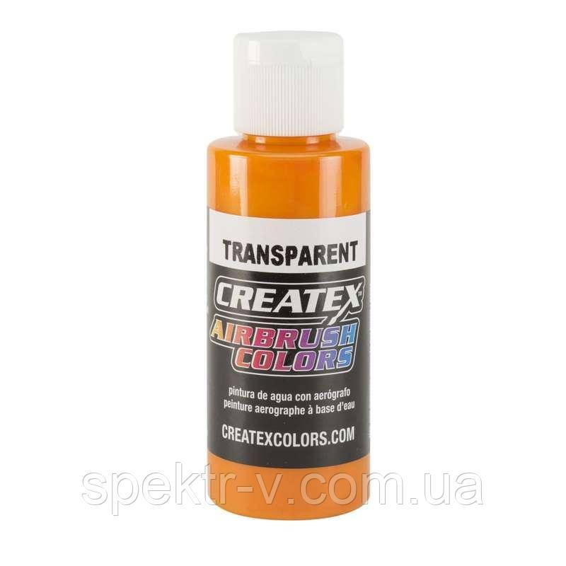 Краска для аэрографии Createx Colors - Transparent 5113 -   Transparent Sunrise Yellow, 60 мл