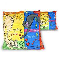 Подушка декоративная «Sweety kitty» (45х45 см) (021-1111)